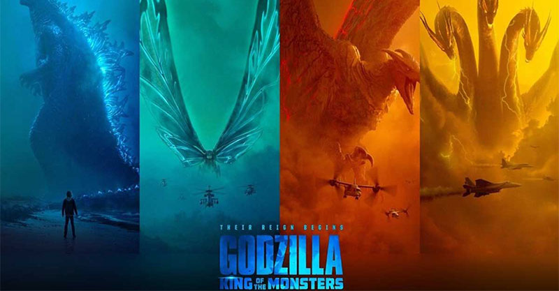 【有雷】雪拉比影評/《哥吉拉2》「完美平衡」的理想世界真的存在嗎?在巨獸崛起之際...你選擇臣服還是對抗?