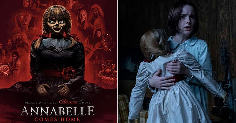 【無雷】雪若丸子影評/《安娜貝爾回家囉》這次喚醒所有惡靈 讓你在黑暗中感受前所未有的恐懼!