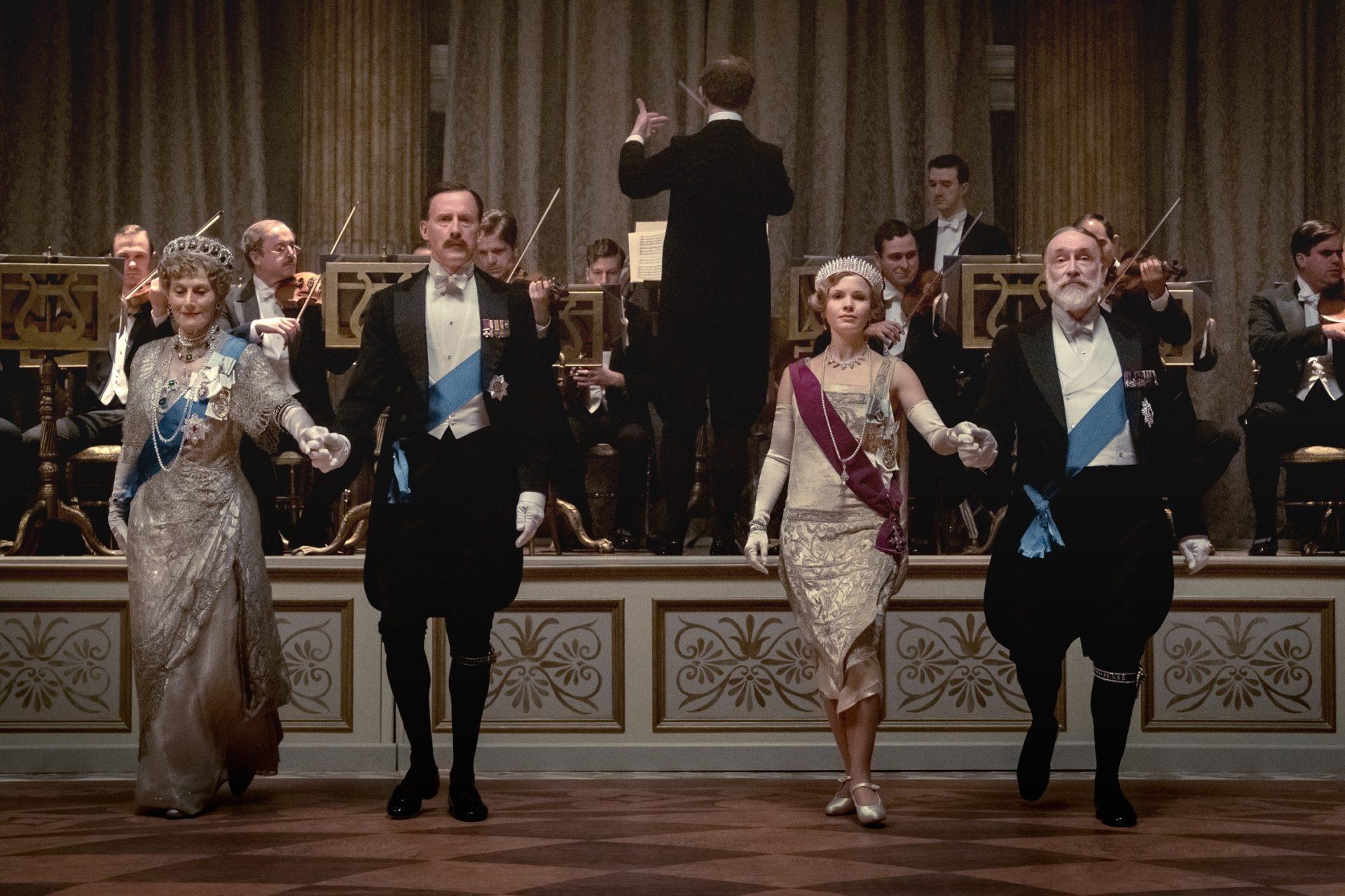《唐頓莊園》皇家盛宴大銀幕呈現 英國演員齊聚飆演技