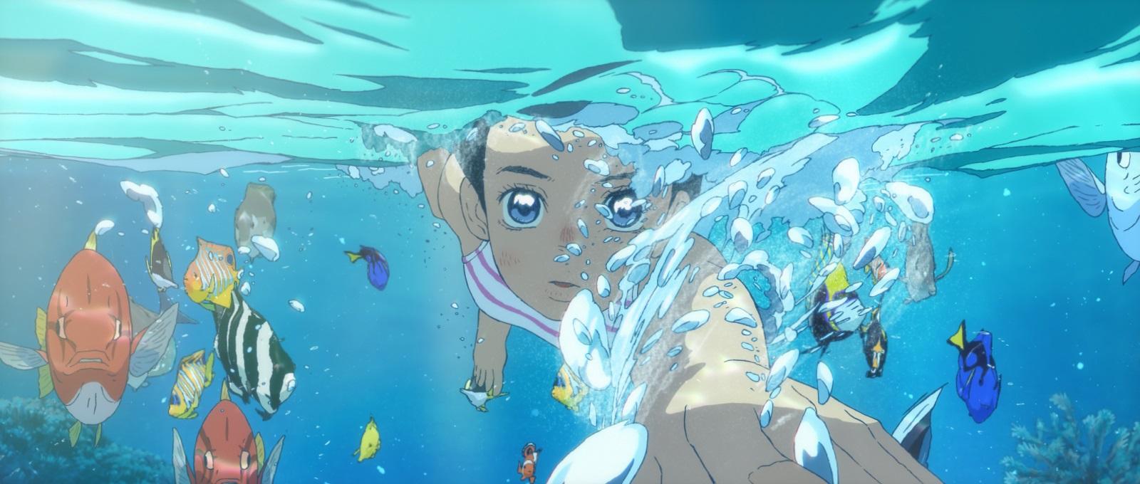 「空靈女神」蒼井優超迷原著漫畫《海獸之子》 一秒答應配音演出!