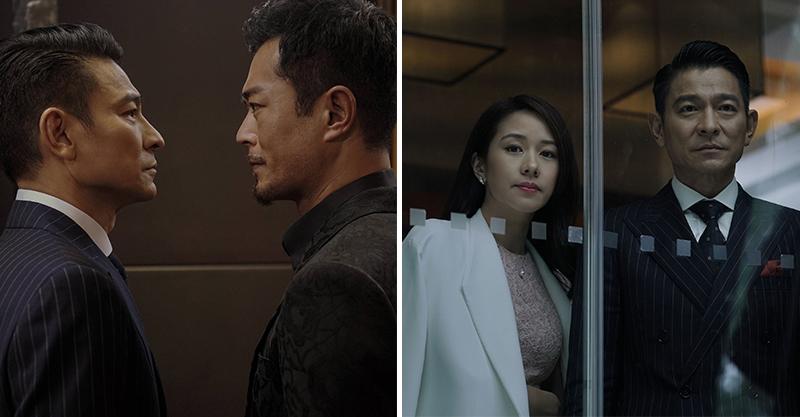 《掃毒2》劉德華魅力無法擋 全台上映2天「票房破千萬」影迷直呼值回票價!