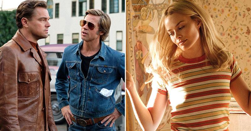 【微雷】焦糖系少女影評/昆汀《從前有個好萊塢》帶你走回黃金年代 用「黑色溫柔」用力緬懷莎朗蒂