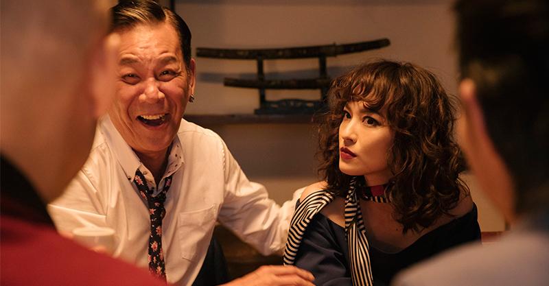 最猛台流電影《江湖無難事》公佈超ㄎㄧㄤ海報 氣質女星突破形象演出娛樂圈潛規則