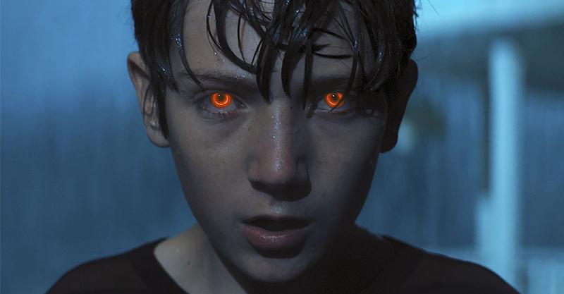 【微雷】《靈異乍現》如果超人是個中二的邪惡壞小孩...