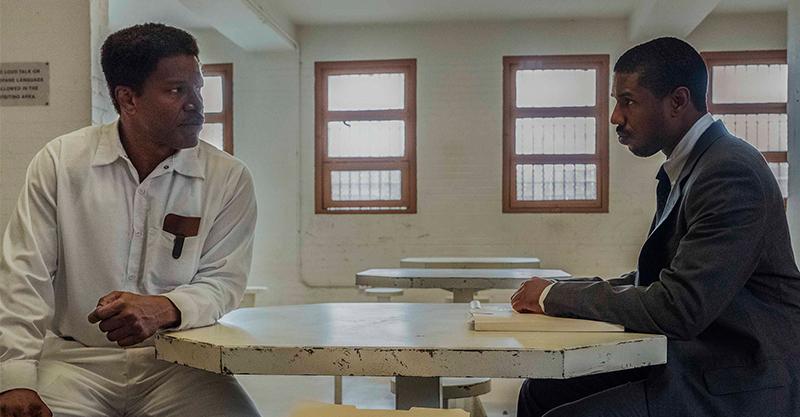 《不完美的正義》麥可B喬丹向司法宣戰 聯手傑米福克斯、布麗拉森傳達最撼動人心故事