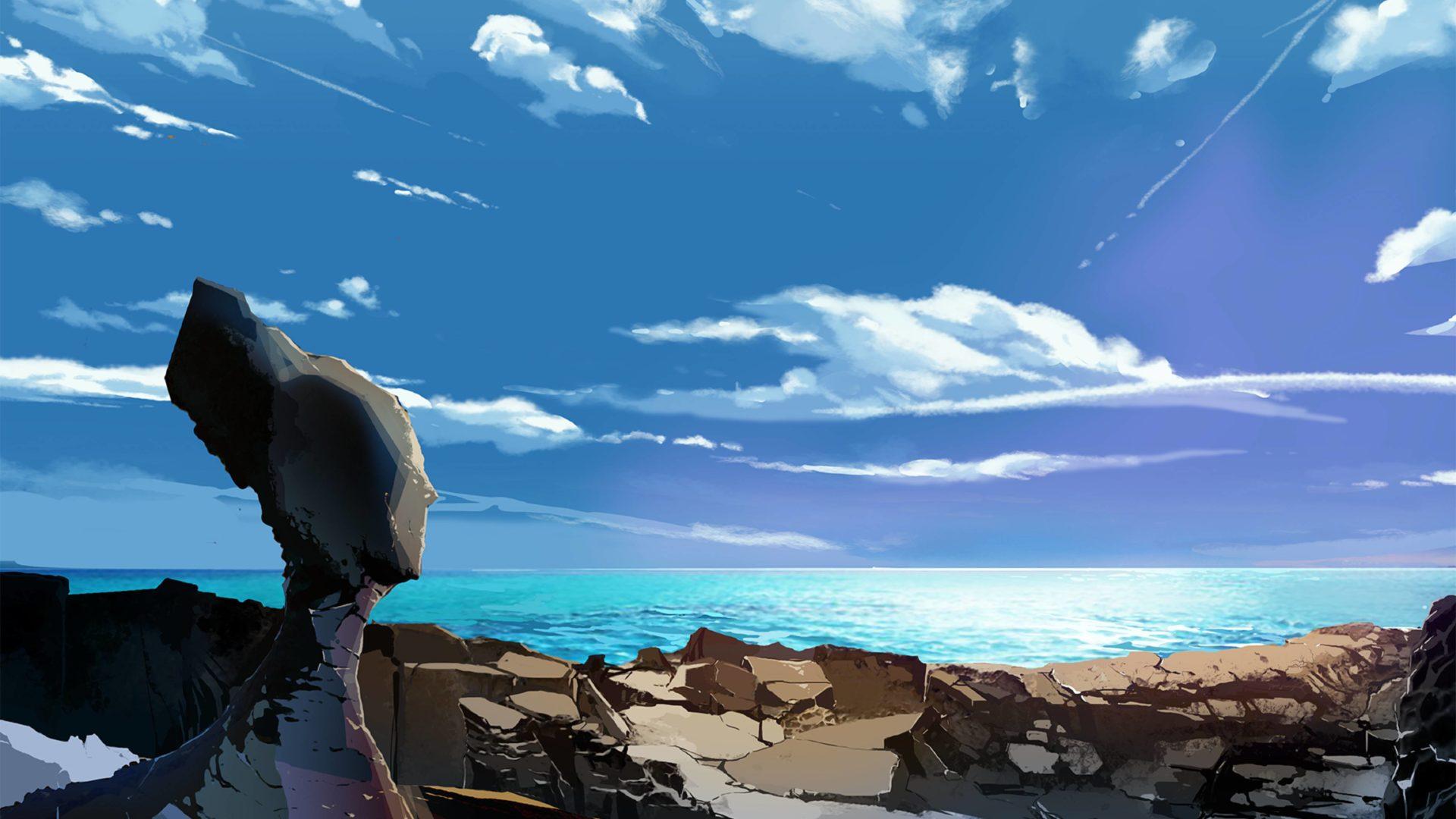 台灣首部科幻機器人動畫《重甲機神:神降臨》 歷經12年終登大銀幕 寶島美景完美重現