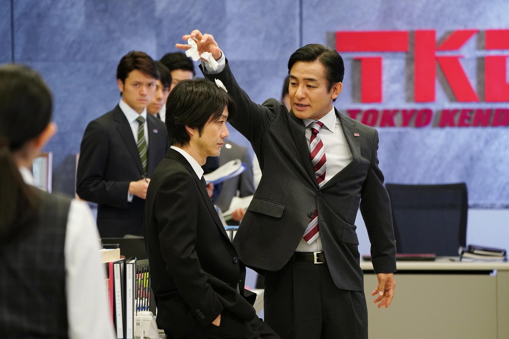 比《半澤直樹》更黑暗!《七個會議》職場生存教父池井戶潤直接搞垮日本知名財團