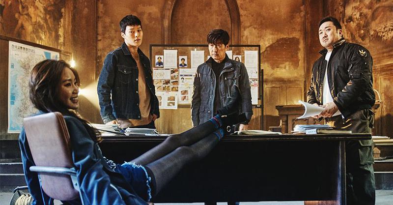 《電影版 壞傢伙們》馬東石無厘頭台詞令人發噱 金亞中語出驚人「馬東石是我的支柱」!