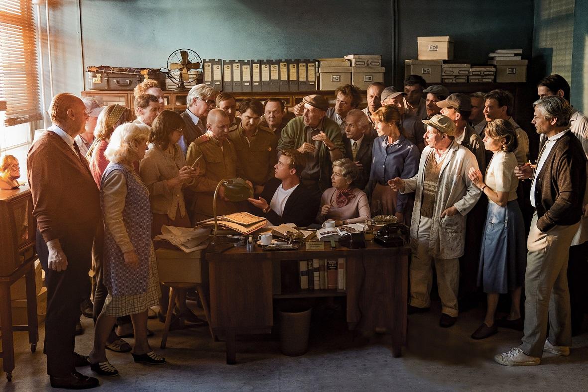 《尋愛夢工廠》向史蒂芬史匹柏致敬 德國經典片廠的誕生竟是為了挽回女友
