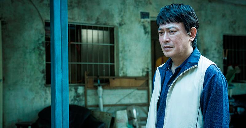 《樂園》王識賢完美詮釋角頭大哥 演繹毒癮發作逼真又驚心動魄