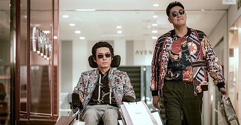 《男人不敗》趙震雄、薛景求首度合作充滿「基」情 導演感嘆「上輩子我一定救了國家!」