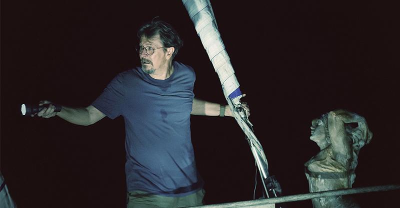 蓋瑞歐德曼首戰恐怖片《鬼船瑪麗號》   取材世界十大鬼船「慄」史