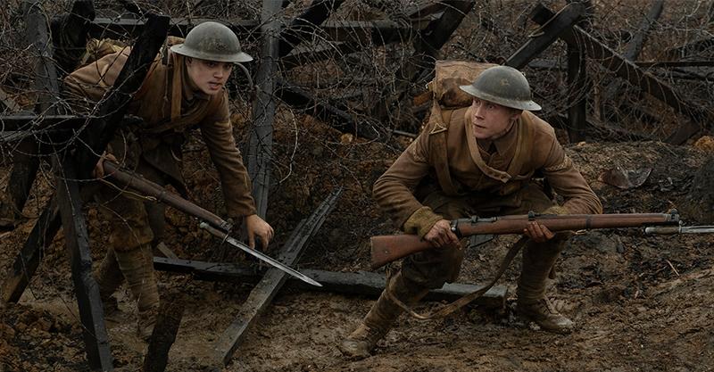 《1917》全片外景拍攝 一鏡到底手法呈現戰爭真實感