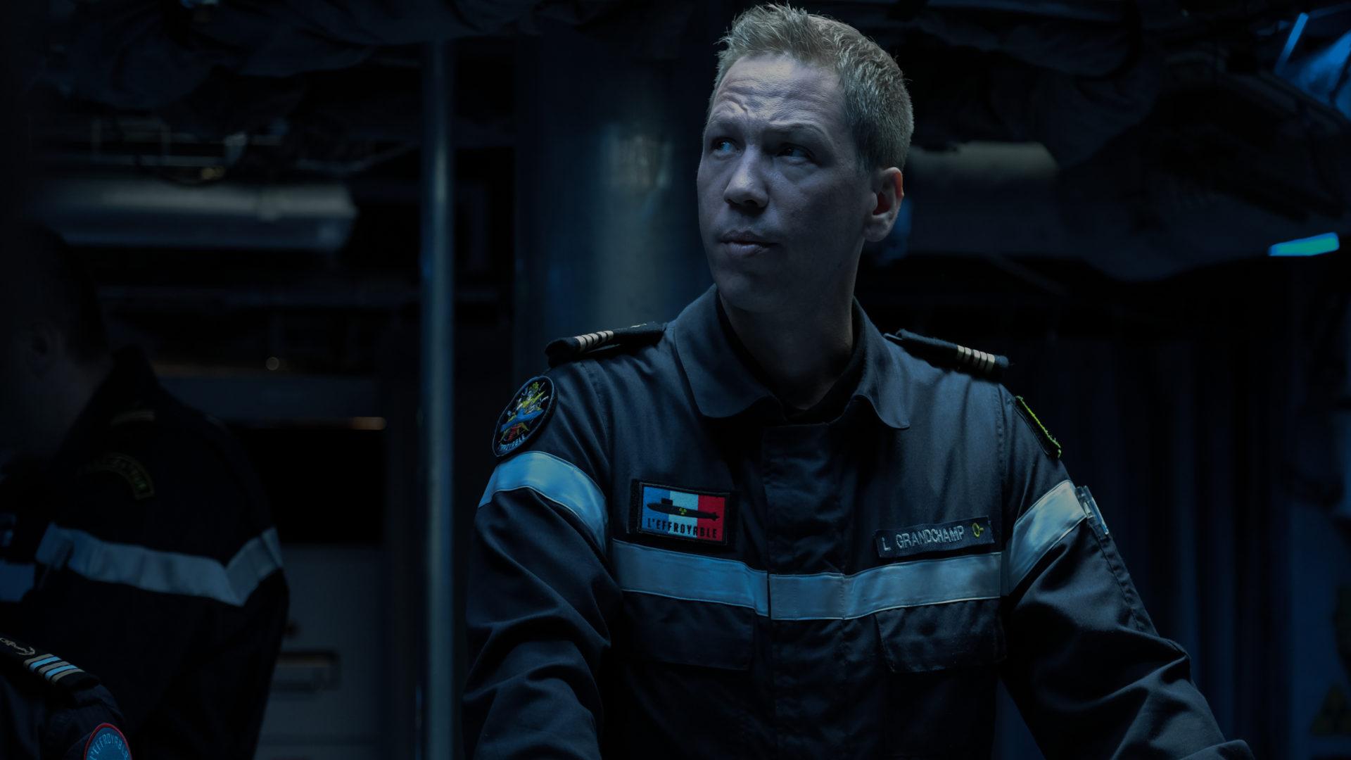 《潛艦追緝》派《逆轉人生》歐馬希加入海軍 英勇拯救第三次世界大戰