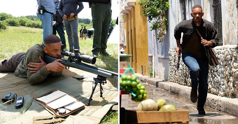 【無雷】李安執導《雙子殺手》力邀威爾史密斯演出「地表最強狙擊手」 超猛特效製作飛車追逐戲碼