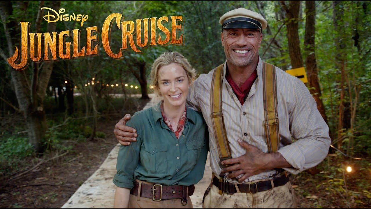 《叢林奇航》迪士尼樂園超人氣遊樂設施翻拍 巨石強森、艾蜜莉布朗攜手深入探險