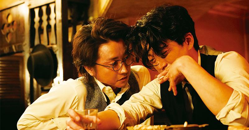 《人間失格:太宰治與他的3個女人》與生命樹樂團最新單曲同日解禁 人氣演員甘為小栗旬當配角