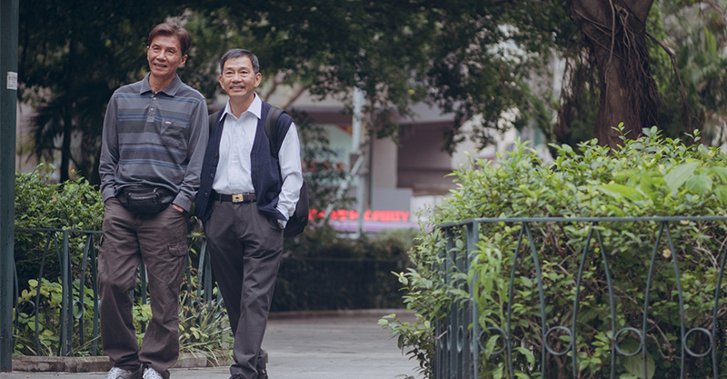 《叔.叔》金馬影展感動首映 導演楊曜愷西門町遇「彩虹」大喜