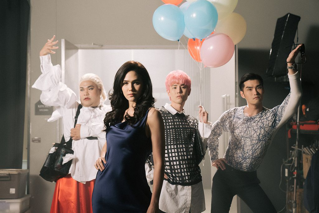 《娘娘腔日記》偽娘旋風席捲泰國 「泰國范冰冰」以假亂真勇闖時尚界