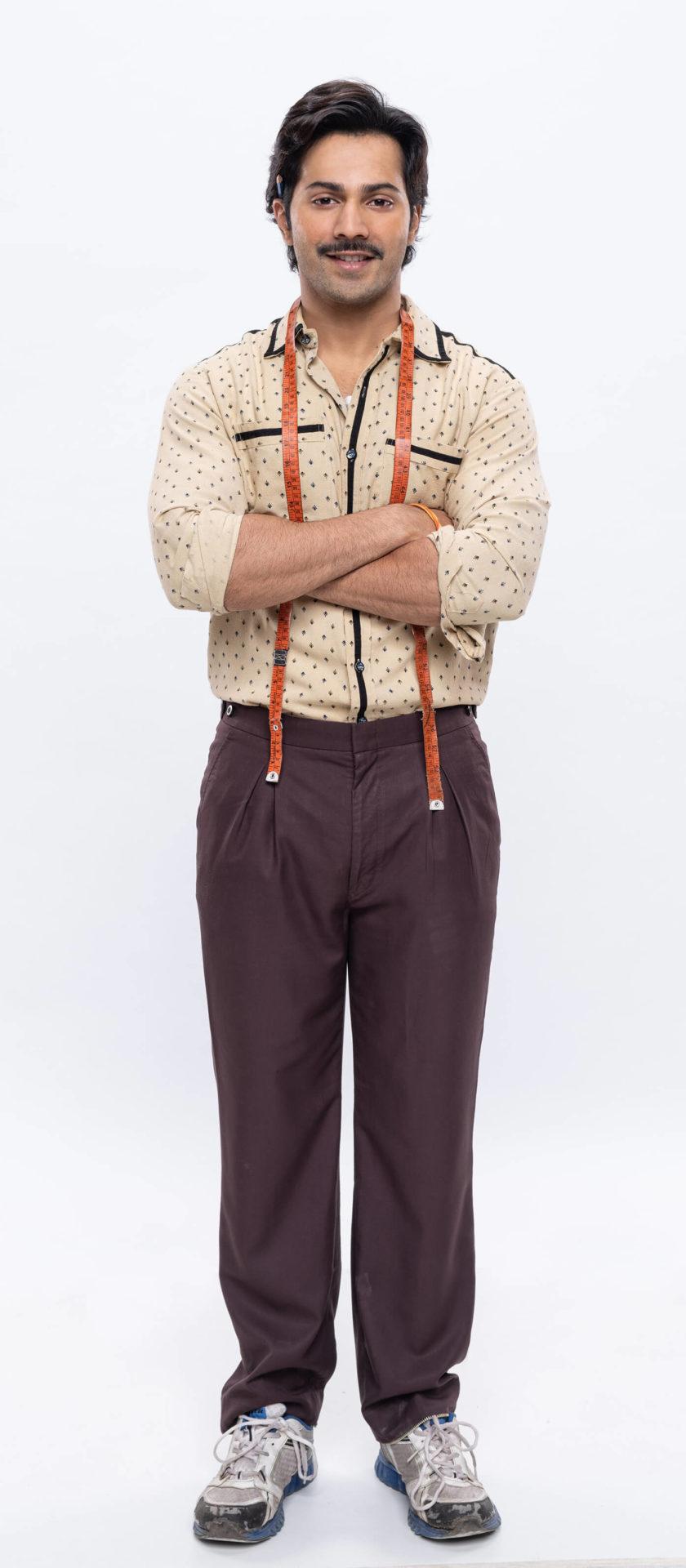 《真愛裁會贏》印度「彭于晏」瓦倫達瓦轉型演窩囊小男人 寶萊塢巨星成為紡織新貴