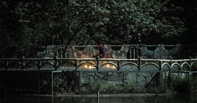 《女鬼橋》真實校園撞鬼直播事件改編 海報鬧鬼 「不該玩這個遊戲的」挑戰試膽底線