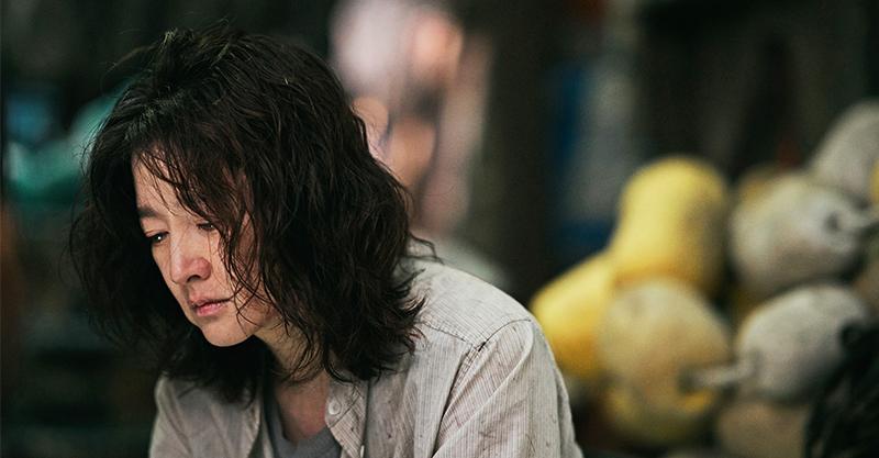 《復仇母親》揭露社會陰暗 李英愛憔悴素顏上戲坦承心累