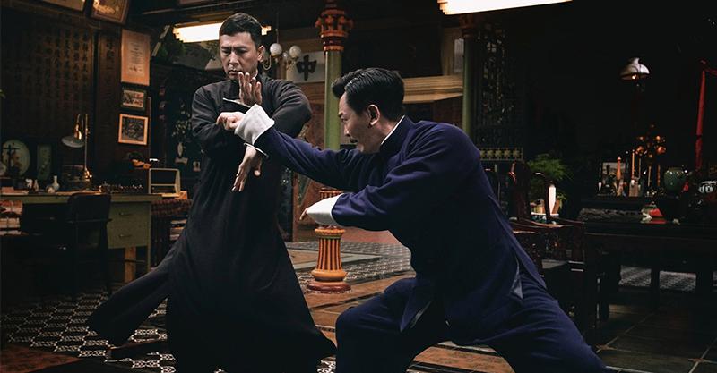 《葉問4:完結篇》 甄子丹打出詠春新高度 自曝「不再拍功夫片」!