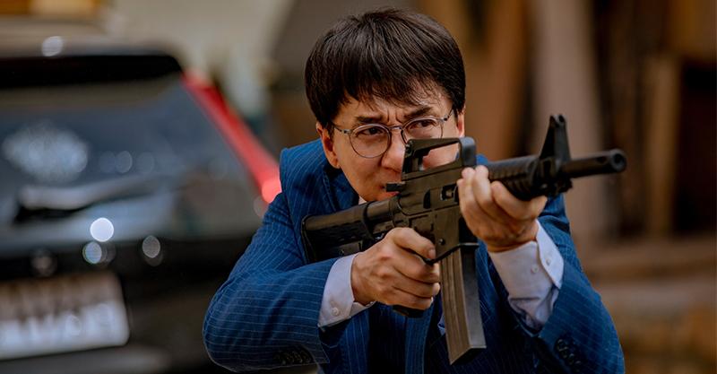 《急先鋒》黃金陣容海報曝光 頂級超跑眾演員受「金嚇」楊洋杜拜爽飆車