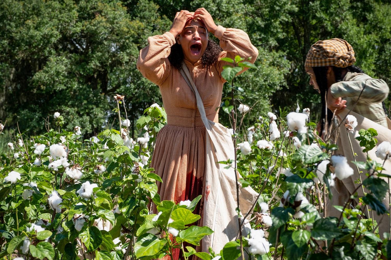 《顫役輪迴》返前世淪性奴隸 《關鍵少數》女星坦言「拍片壓力很大」