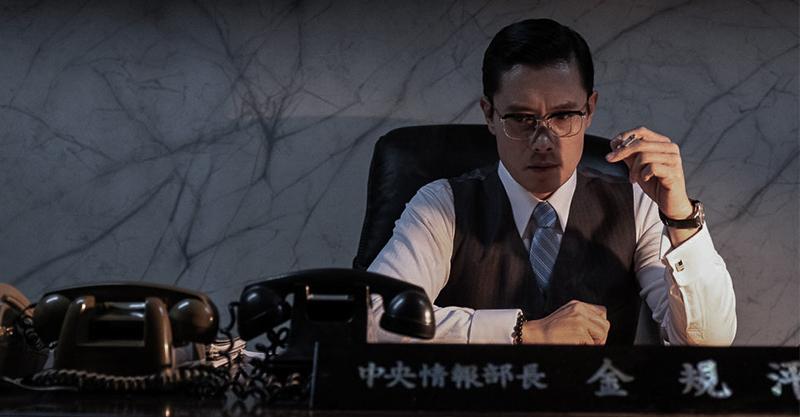 《南山的部長們》李炳憲與郭到元對戲像在打桌球 「他們」演技好到令影帝背脊發涼
