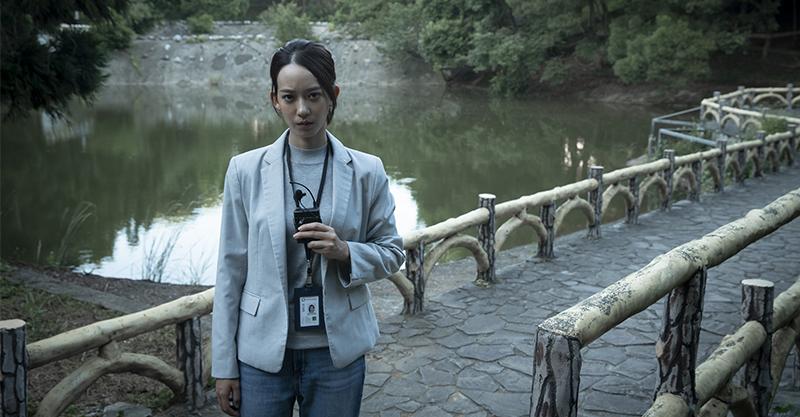 《女鬼橋》孟耿如首主演鬼片挑戰新聞主播 挑戰「靈異14階」仍處變不驚大心臟!