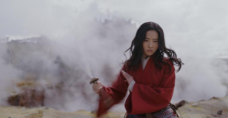 真人版《花木蘭》磅礡戰爭武打場面曝光 李連杰驚喜現身錄影片獻給台灣觀眾