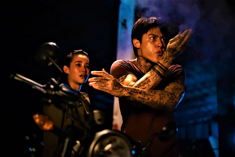 《通靈少年2020》磅礡巫術大戰驚艷全場 導演「出家念經」得靈感!