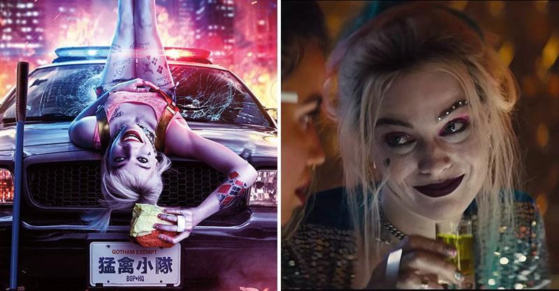 【微雷】「瘋狂卻令人窒息的美!」《猛禽小隊:小丑女大解放》證明「我們都是哈莉奎茵」