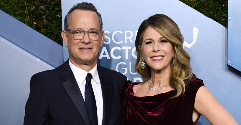 湯姆漢克斯自曝「確診新冠肺炎」 成好萊塢首例震驚演藝圈