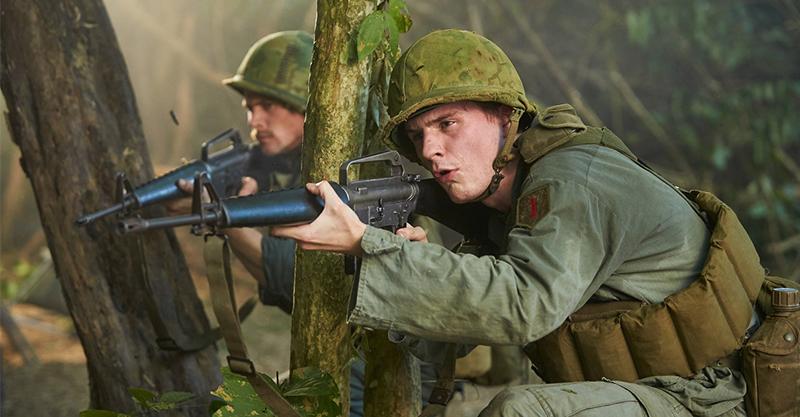 《鋼鐵勳章》耗時20年籌備「還原越戰最殘酷戰役」 神盾局長合體冬兵捍衛榮譽