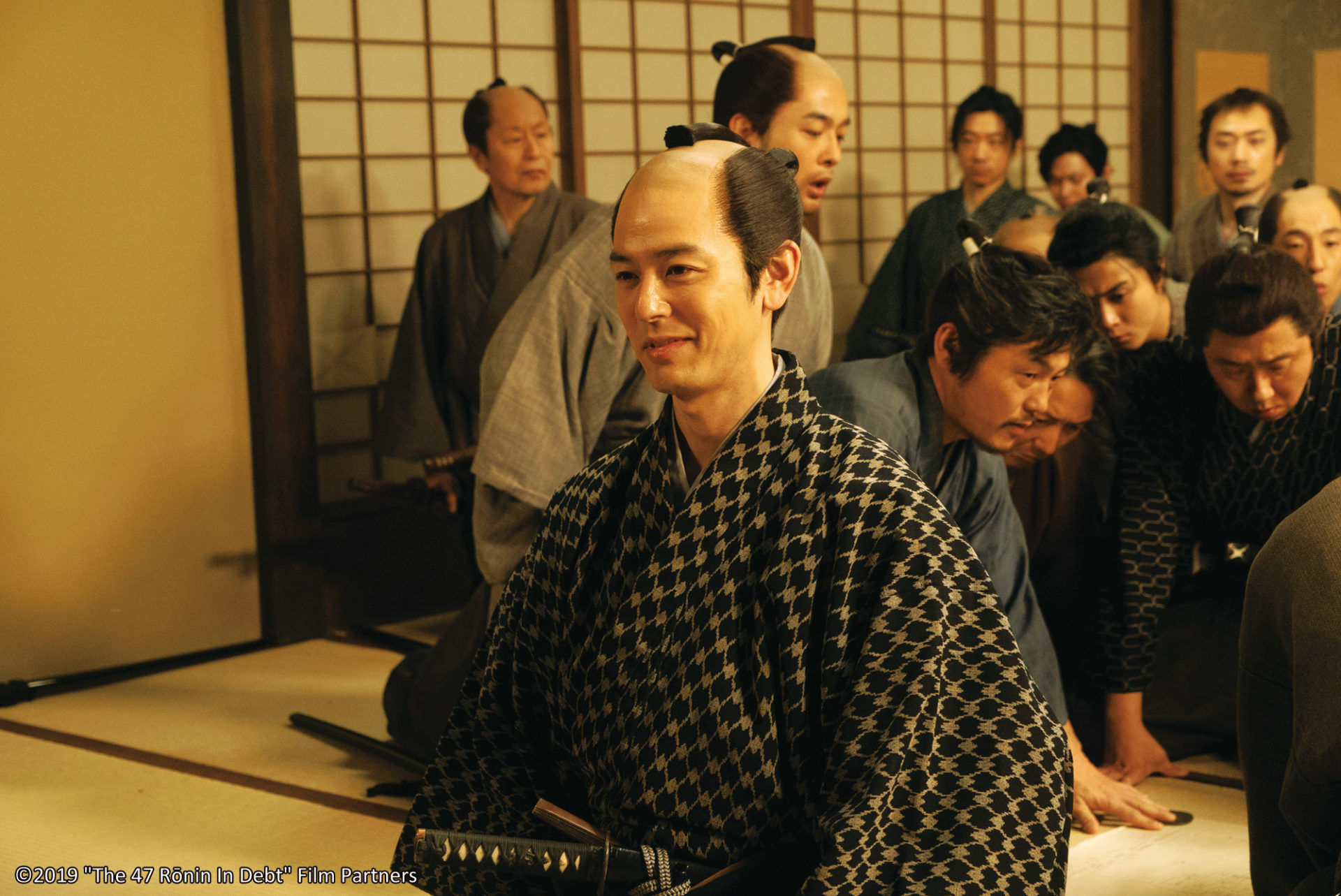 《浪人47愁錢中》改編日本史上最大復仇事件 討伐罪人竟比浪人「基努李維」更淒涼