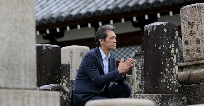 《二階堂家物語》日本熟男演員加藤雅也毛薦自遂 努力爭取詮飾家鄉奈良的故事