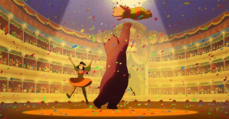 《熊熊大作戰》插畫大師洛倫索馬蒂首部決美作品 曾為王家衛的《愛神》繪製插畫及海報