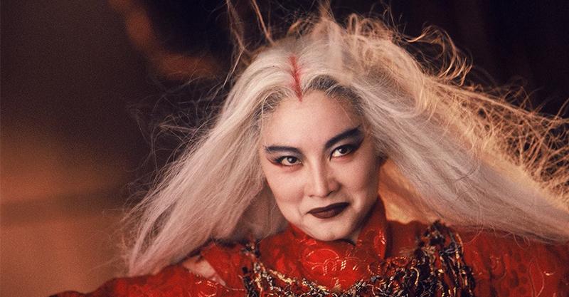 《白髮魔女傳》永遠的巨星張國榮愛情武俠代表作 林青霞絕美白髮造型掀起影壇話題