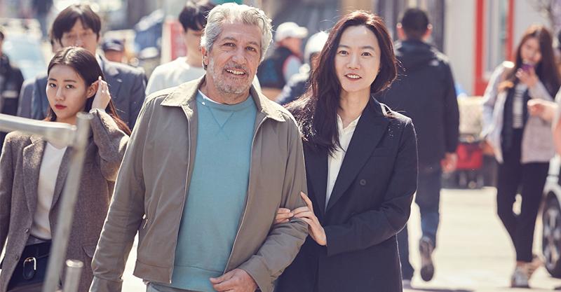 《緣來想見妳》帶觀眾飽覽韓、法風光 亞倫夏巴甘願住在仁川機場7天