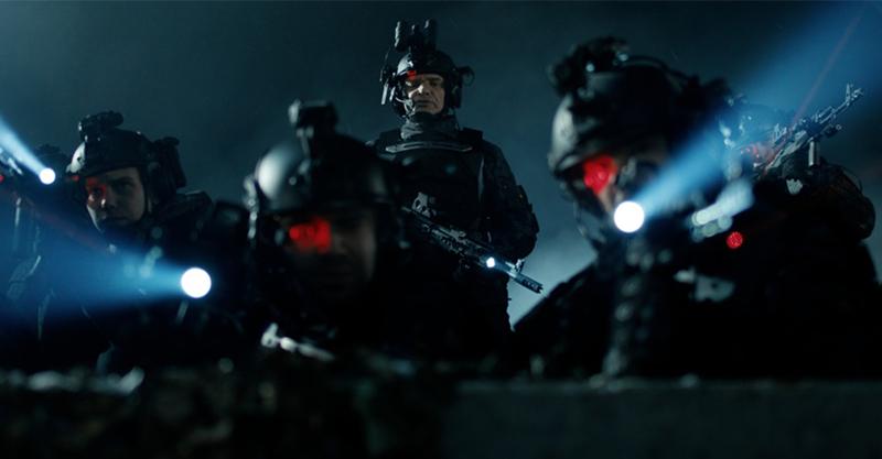 《黑暗戰域》人類陷滅絕危機迎戰未知生物 搖滾天團「聯合公園」成員助拳熱唱電影主題曲