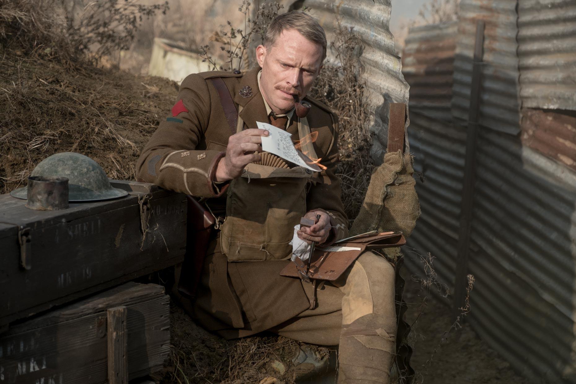 《決戰最前線》山姆克萊弗林慶幸終於參演 入選全球百大帥哥前20名英男星還原一戰永恆傷害