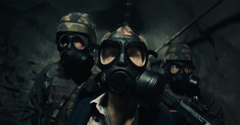 《全境入侵》瑞典男星克里斯多福諾典若特自編自演 耗時8年製作被讚:「高質感災難史詩電影!」