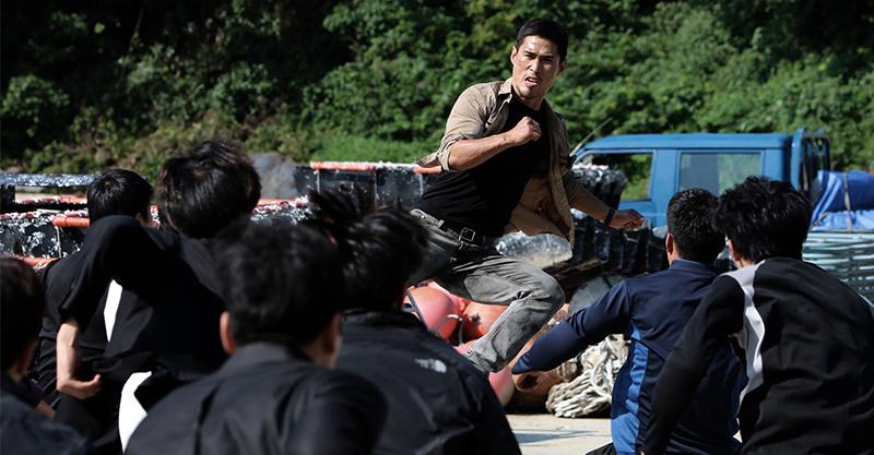 《殘酷街頭:暴力實錄》韓國「金牌武術指導」首部主演 、李秉憲、孔劉都與他合作過!