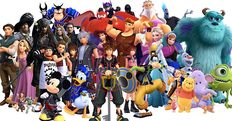 「最終幻想X迪士尼」的超級電玩大作《王國之心》可能會發展 Disney+ 節目!