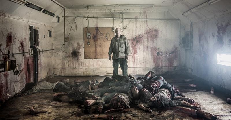 《血疫》宛如《奪魂鋸》結合《陰屍路》 劇本構思13年情節竟與現實「疫情」不謀而合