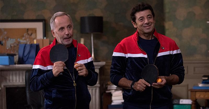 《陪你玩最大》法國兩大天王睽違30年同台飆戲 深陷角色情緒無法自拔
