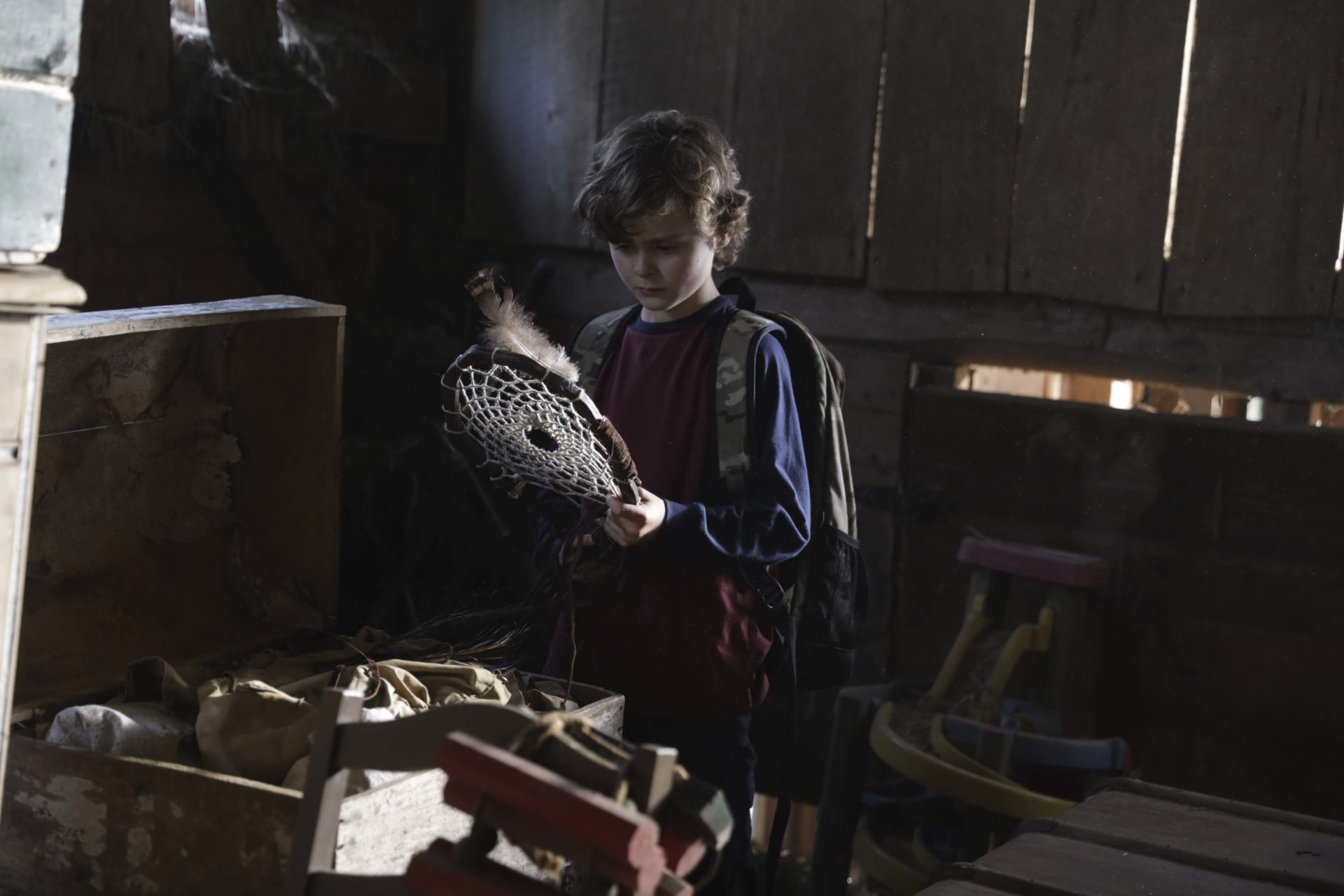 《捕魔網》琳雪伊領銜「鬼片專業戶」大集合 帶來好夢的「捕夢網」卻反招邪靈