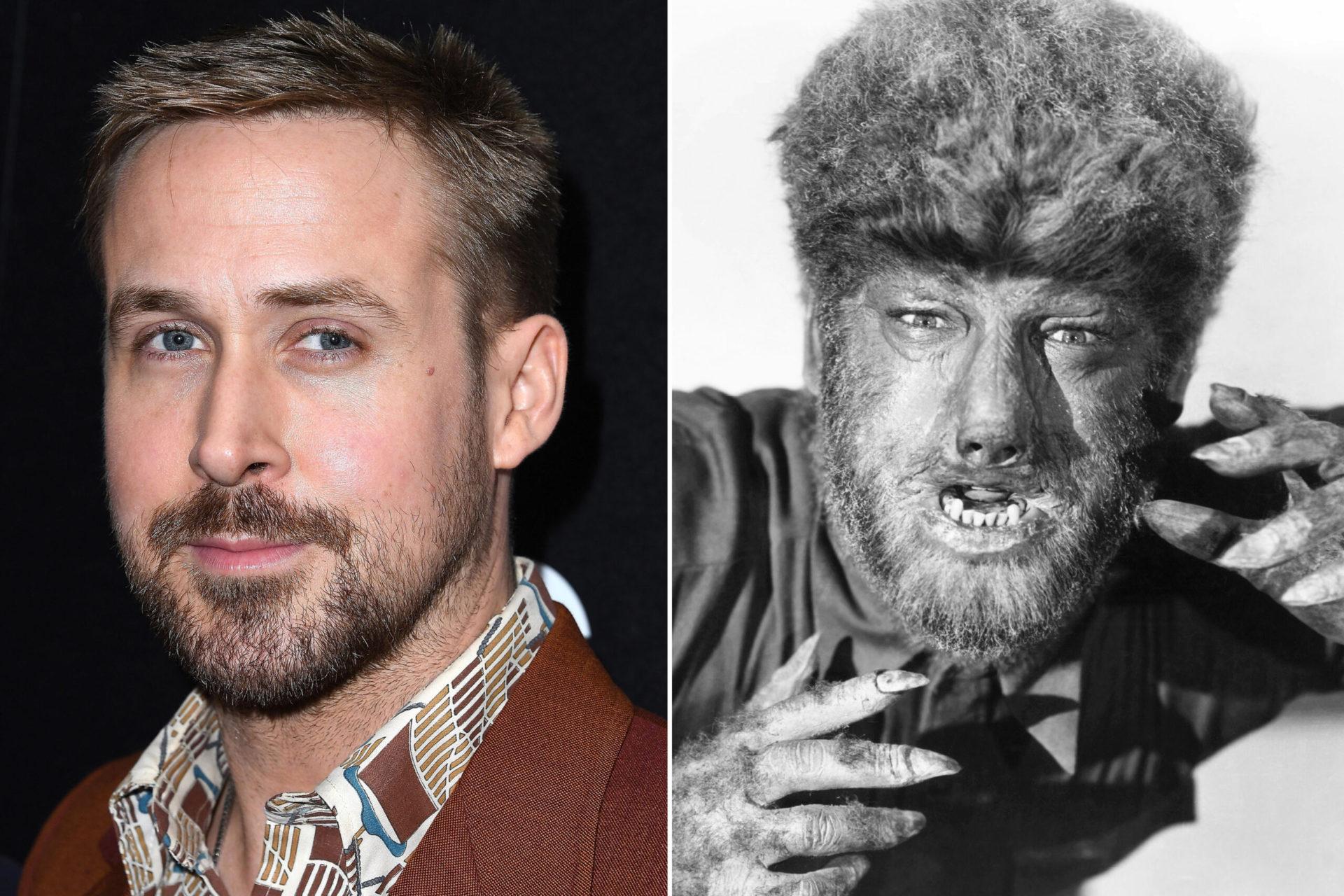 環球電影公司將找來雷恩葛斯林飾演新一代的「狼人」!